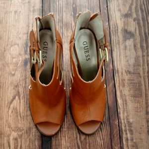 Guess Size 8 Booties